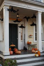 Simple Halloween Decorations Outdoor by Best 25 Outside Halloween Decorations Ideas On Pinterest