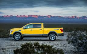 truck nissan diesel 2016 nissan titan xd big capability cummins diesel truck truck