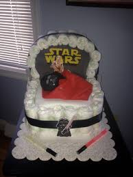 wars baby shower cake wars inspired cake includes wipes and t shirt for baby