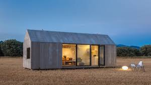 Prefab Studio 7 Prefab Houses That Will Let You Escape From Civilization Mofei