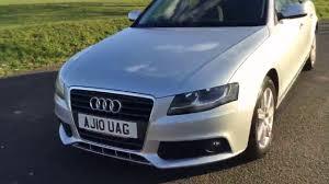 audi 2 0 diesel silver audi a4 2 0 tdi turbo diesel se 8 speed auto avant estate