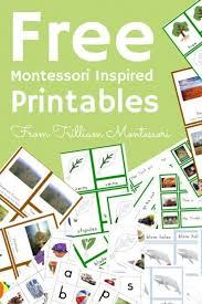 printable montessori curriculum 393 best montessori printables images on pinterest montessori