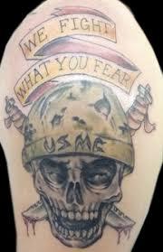 ink 104 insanely dope marine corps tattoos tattooblend