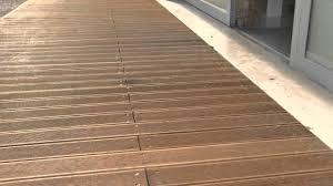 pavimenti in legno x esterni pavimento in wpc avec ipe decking pavimento in legno per esterni
