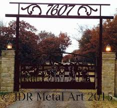 themed gate designs
