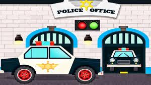 police cars for children police car for children truck videos