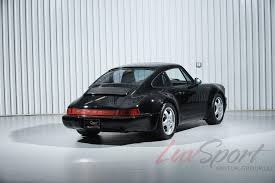 porsche 964 1994 porsche 964 carrera 4 widebody wide body stock 1994123 for