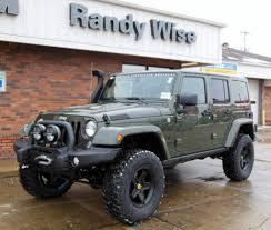 jeep brute filson 2015 rubicon unlimited jk350 in tank color in stock now in mi