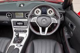 mercedes slk mercedes slk 2011 2016 interior autocar