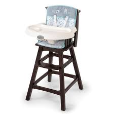 summer infant turtle tales wood high chair amazon ca baby