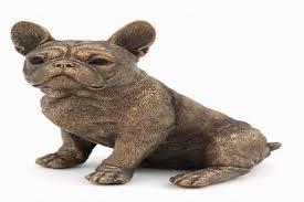 reflections bronze bulldog ornament dixies shop
