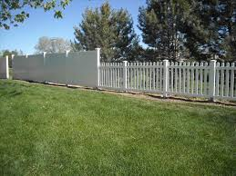 vinyl fence panels lowes home u0026 gardens geek