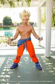 Dragon Ball Halloween Costumes Male Dragon Ball Cosplay Cosplay