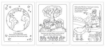 daily bread kids coloring u0026 activity book