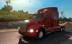 first truck ever made american truck simulator