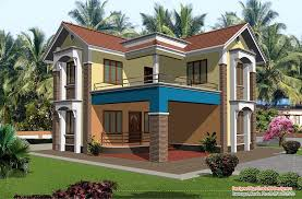 2 floor indian house plans new 2 storey home designs home design ideas