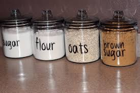 modern kitchen canister sets the functional glass kitchen canisters amazing home decor mercury
