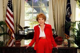 Nancy Reagan Nancy Reagan U0027s Legacy Includes The Controversial U0027just Say No