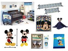 Mickey Mouse Crib Bedding Sets Disney Mickey Mouse Friends Crib Nursery Bedding Sets Ebay