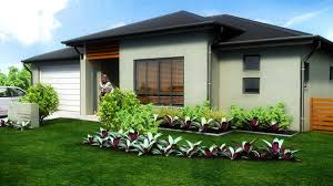 simple house design with white wall exterior wall desohn that can