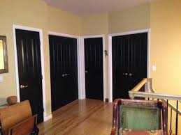 Interior Doors And Trim Offices With Black Interior Doors And Trim All About House Design