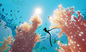 Blue Mood Meaning by Review Abzû Gamer