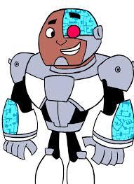 teen titans cyborg color juliangutierrez deviantart