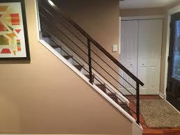 Glass Banisters Cost Custom Railings And Handrails Custommade Com