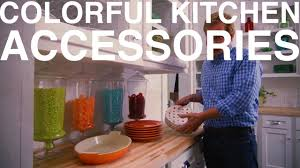 colorful kitchen accessories the garden home challenge with p