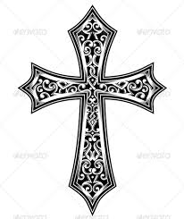 ornate cross tattoos pictures to pin on pinterest tattooskid