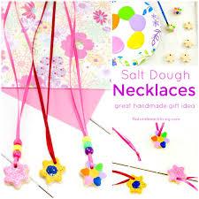 the best salt dough recipe ornaments necklaces
