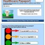 hospital passports for children with additional needs disabilities