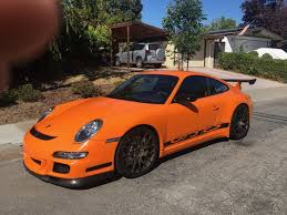 porsche 997 gt3 for sale 2008 porsche 997 orange gt3 rs for sale 6speedonline