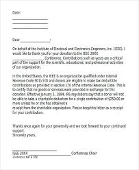 5 donation acknowledgement letter templates free word pdf