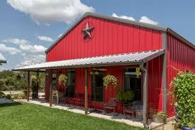 Barn Plans Nice Pole Barns With Living Quarters For Cool Decor