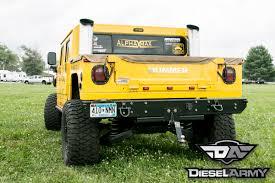 jeep hummer conversion justin hieserich u0027s durmax powered 1994 h1 diesel army