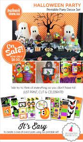 kids halloween party clipart halloween party printable halloween decorations halloween