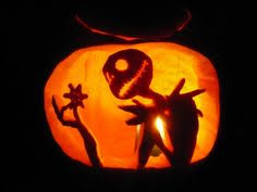 cool pumpkin carving jack nightmare before christmas stuff for