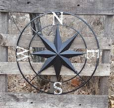 wood compass wall this 27 metal compass is beautiful and is a great rustic