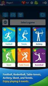 Table Topics Game by Rio 2016 Olympic Games Apk Download Free Sports Game For Android