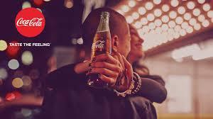 coca cola halloween horror nights here are 25 sweet simple ads from coca cola u0027s big new u0027taste the
