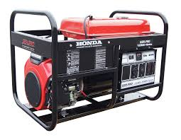portable gillette generators