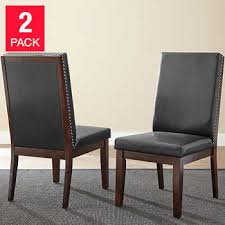 dining chairs costco