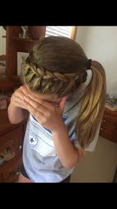 how to style hair for track and field best 25 sport hairstyles ideas on pinterest sport hair hair