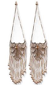 dangle earring butterfly dangle earring steve sasco design