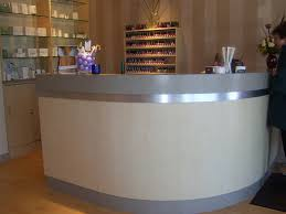 Salon Reception Desk Alluring Nail Salon Reception Desk Beauty Salon Reception Desks