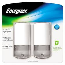 automatic night light with sensor energizer auto design led nightlight 2pk target
