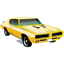 classic american cars muscle car pontiac gto icon classic american cars iconset