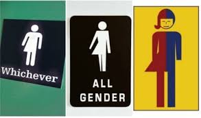what should be the restroom sign of the future the washington post