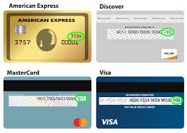 Credit Card For New Business With No Credit How To Find Your Credit Card Security Code
